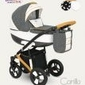 Wózek camarelo canillo 3w1 fotel maxi cosi pebble pro i-size