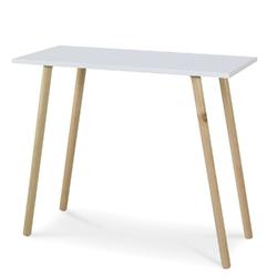 Stolik 90x38 cm stół biały