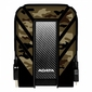 Adata Zewnętrzny dysk DashDrive HD710M Pro 2TB 2.5 U3.1 Military