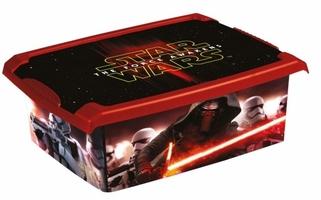 Pudełko 10l star wars 2728 pojemnik na zabawki