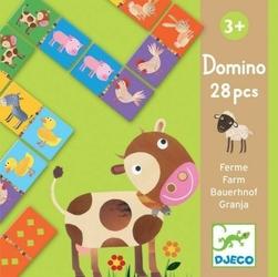 Domino - Zwierzątka z farmy