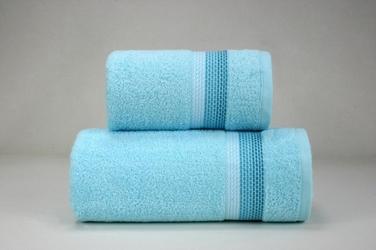 OMBRE AQUA ręcznik bawełniany FROTEX - aqua