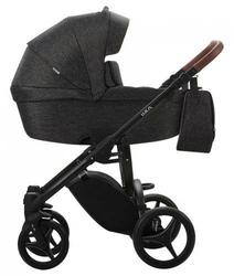 Wózek bebetto luca 4w1 britax römer baby-safe2 + baza isofix baby-safe i-size