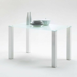 Tebur stół szklany blat 120x80
