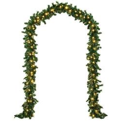 Girlanda jodła 5m dużo diod led łańcuch świąteczny