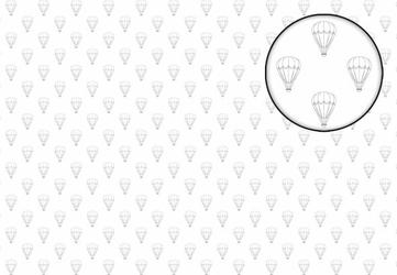 Baloniki - fototapeta