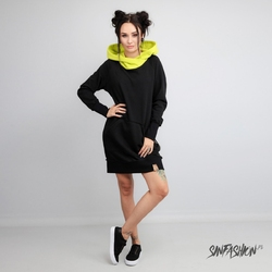 Bluza miss hyde fluo lime