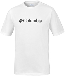T-shirt męski columbia csc basic logo jo1586100