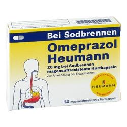 Omeprazol heumann 20mg w kapsułkach dojelitowych