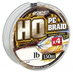 Plecionka jaxon owner hq pe braid x4 0,25mm 150m 27lb
