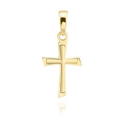 Złoty krzyżyk pr. 585