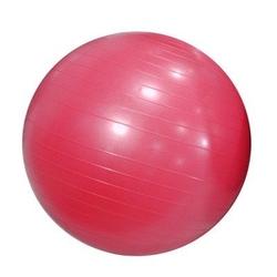 Piłka gimnastyczna anti- burst 55 cm acf-1071 - bauer fitness - 55 cm