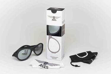 Okulary aces, black ops, babiators