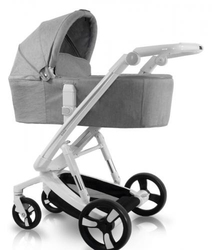 Wózek ibebe i-stop 4w1 fotel maxi cosi cabriofix + baza familyfix