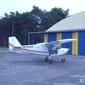Lot widokowy samolotem - toruń łysomice - lot vip