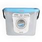 Pojemnik na proszek do prania berossi 6 l niebieski z łopatką