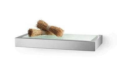 Półka łazienkowa Linea matowa 26 cm
