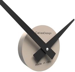 Zegar ścienny botticelli mały calleadesign jasnabrzoskwinia 10-311-22