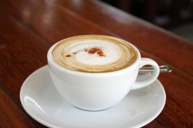 Fototapeta kawa z posypką fp 1173