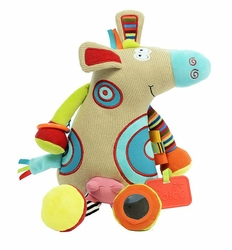 Zabawka sensoryczna, Krówka, Dolce