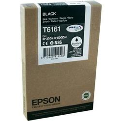 Tusz oryginalny epson t6161 c13t616100 czarny - darmowa dostawa w 24h