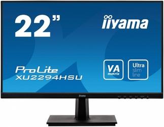Iiyama monitor 22 xu2294hsu-b1 va,flhd,hdmi,dp,vga,usb