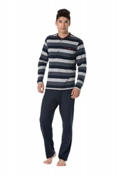Rossli sam-py-101 piżama męska