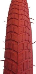 Opona gekon 20 x2,125 czerwona tr-gk053 r-202 redondo