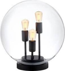 Lampa stołowa surya czarna