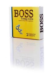 Boss energy extra ginseng na erekcję 2 szt.   100 oryginał  dyskretna przesyłka