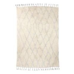 Hk living :: wełniany dywan berberyjski 180x280