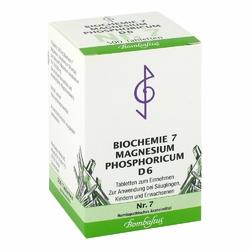 Biochemie 7 Magnesium phosphoricum D 6 Tabl.