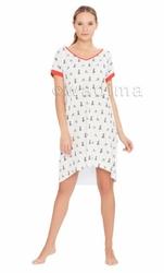 Koszula nocna Wadima Kitty 104405 kr.ręk.