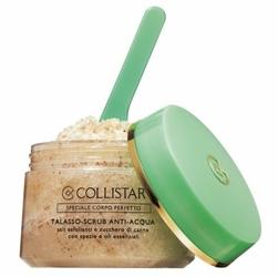 Collistar Anti-Water Talasso-Scrub W rewitalizująca sól-peeling do ciała 700g
