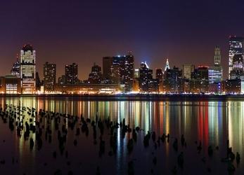 New york skyline - fototapeta