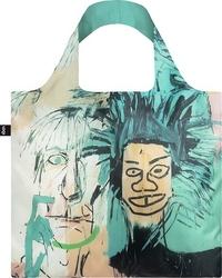 Torba loqi museum jean michel basquiat warhol