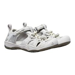 Sandały dziecięce keen moxie sandal - srebrny
