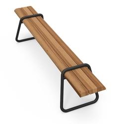 Lonc ławka clip-board 220 outdoor clip-board-bench-220