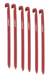 Szpilka aluminiowa robens ultralite stake 6szt - 16 cm
