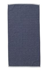 Ręcznik 100x50 cm Sento niebieski