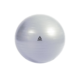 Piłka gimnastyczna 75 cm rab-12017grbl szara - reebok