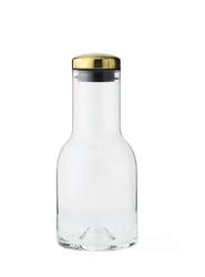 Butelka szklana Norm mosiądz