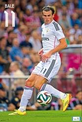 Real Madrid Bale 1415 - plakat