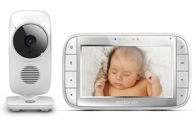 Motorola MBP48 Niania Elektroniczna  z kamerą