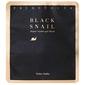 Holika black snail repair hydro-gel maska ze śluzem ślimaka