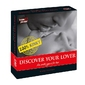 Gra erotyczna dla dwojga - discover your lover 100 kinky eng