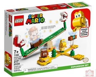 Lego 71365 super mario megazjeżdżalnia piranha