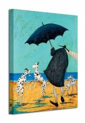 On JackS Beach - Obraz na płótnie