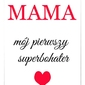 Mama bohater - plakat wymiar do wyboru: 61x91,5 cm
