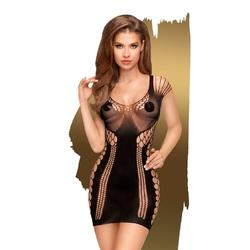 Zalotna mini sukienka penthouse s-l | 100 dyskrecji | bezpieczne zakupy